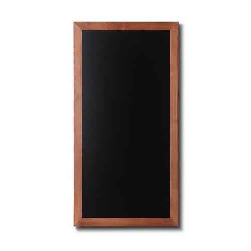 WOODBOARD 56x100 Nástěnná dřevěná křídová tabule