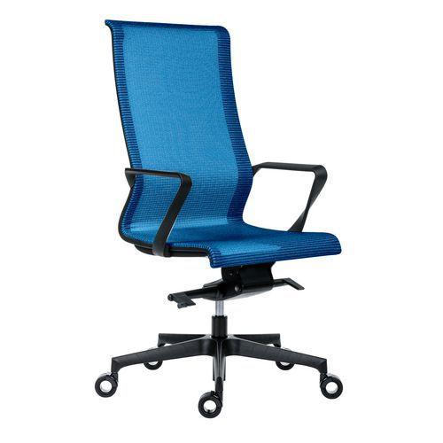 Kancelářská židle Epic, modrá