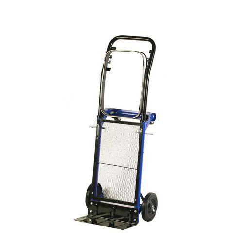 Rudl přestavitelný na vozík, plná kola, do 30 kg