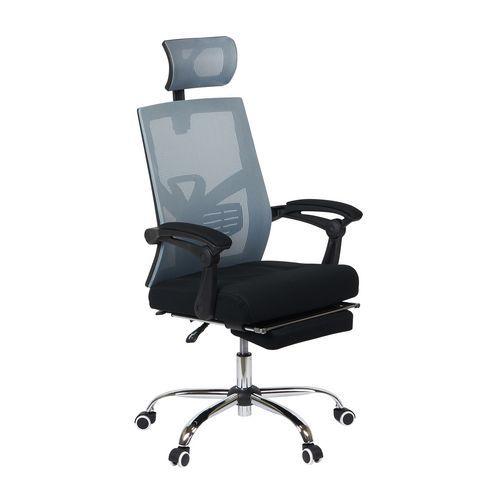 Manutan Kancelářská židle Lizzy, šedá