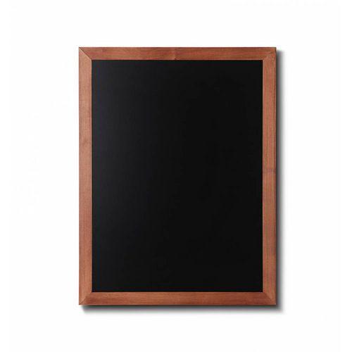 Reklamní křídová tabule, světle hnědá, 60 x 80 cm