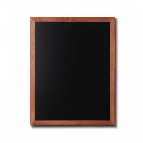 Reklamní křídová tabule, světle hnědá, 70 x 90 cm