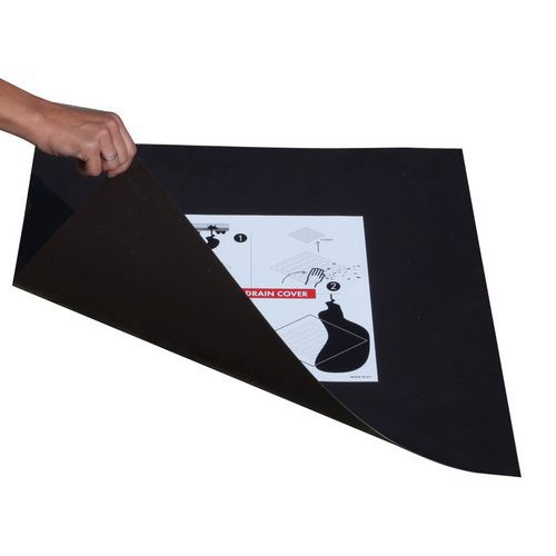 Magnetická kanalizační ucpávka, 100 x 100 cm