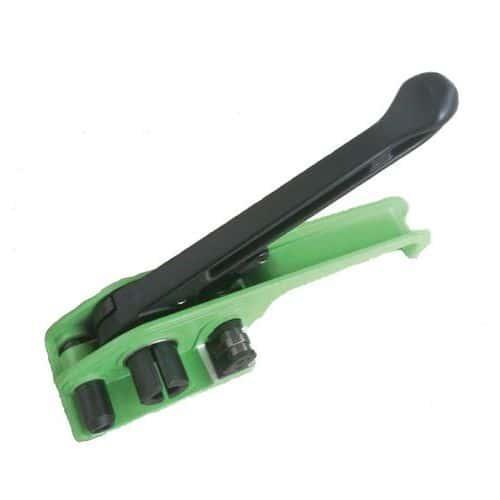 Napínač plastových pásek Manutan,<br>9 - 19 mm