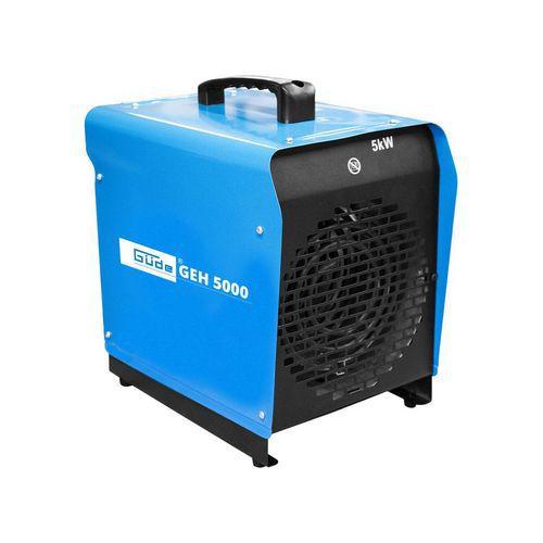 Elektrické topidlo GEH 5000, 5 000 W