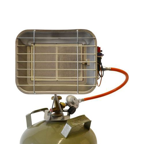 Plynové topidlo GHS 4200 PIEZO, 4 400 W