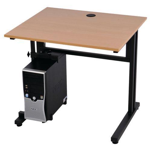 PC stůl Manutan, 72 x 80 x 70 cm
