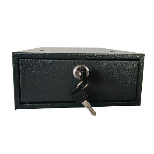 Přenosná bezpečnostní schránka Mini s cylindrickým zámkem - Prodloužená záruka na 10 let