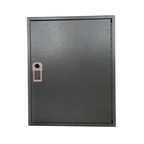 Skříňka na klíče s kódovým zámkem, 100 háčků