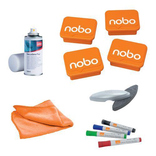 Sada Nobo pro skleněné tabule