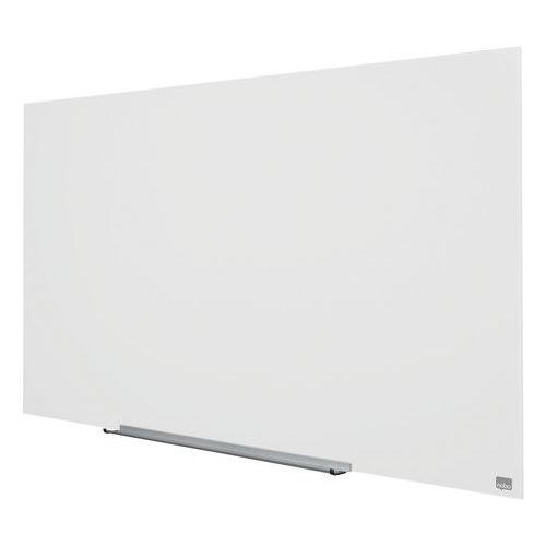 Skleněná magnetická tabule Nobo Diamond, 126 x 71 cm