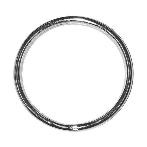 Ocelový kroužek Manutan, průměr 20 mm