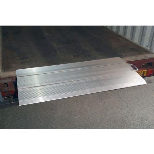 Přejezdový můstek, do 4 000 kg, 75 x 125 cm