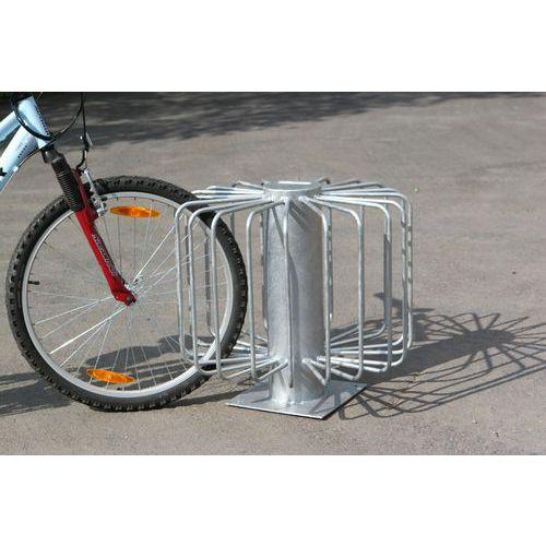 Venkovní stojan na kola Rene, pro 10 kol - Prodloužená záruka na 10 let