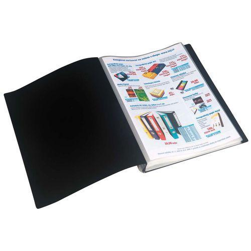 Katalogové knihy Brand, 5 ks, kapacita 20 listů