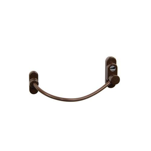 Bezpečnostní lankový zámek RHL pro plastová, hliníková a dřevěná