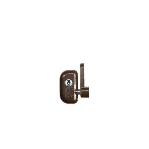 Bezpečnostní výklopný zámek RHL pro plastová, hliníková a dřevěn