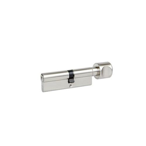 Bezpečnostní vložka EuroSecure s kouli, 40/50 mm, nikl