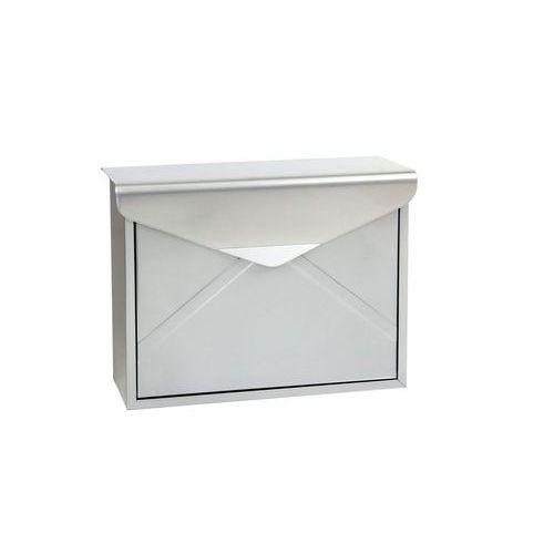 Kovová poštovní schránka Elop se zvýšenou odolností proti dešti,