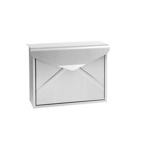Nerezová poštovní schránka Elop se zvýšenou odolností proti dešt