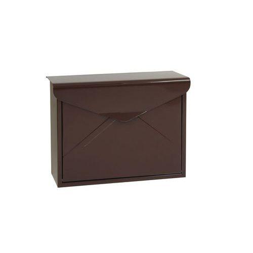 Kovová poštovní schránka Elop se zadním vhozem