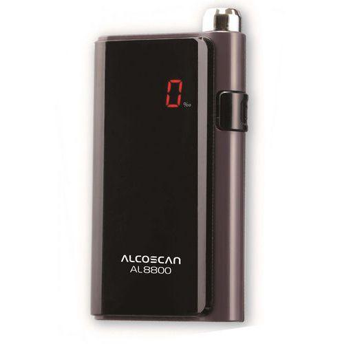 Alkohol tester AL 8800, elektrochemický senzor Fuel Cell