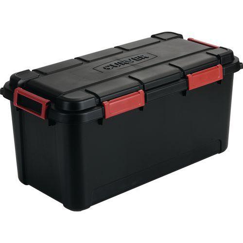 Boxy na nářadí Curver Outback, Materiál: plast, Celková výška: 3