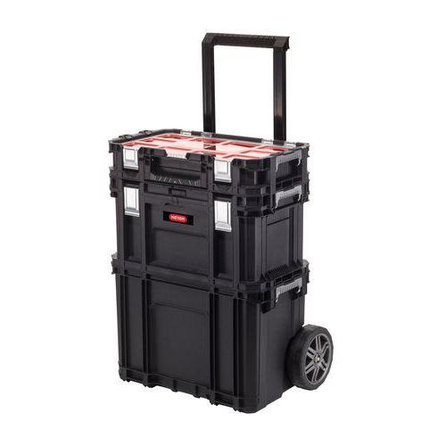 Mobilní kufr na nářadí Curver Connect Rolling