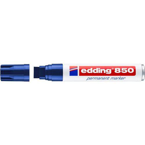 Permanentní popisovač Edding 850, modrý