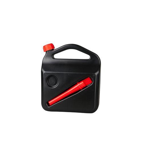 Kanystr na pohonné hmoty, černý, 5 l