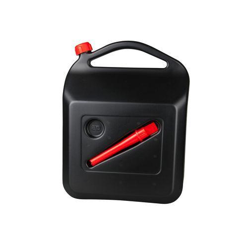 Kanystr na pohonné hmoty, černý, 20 l
