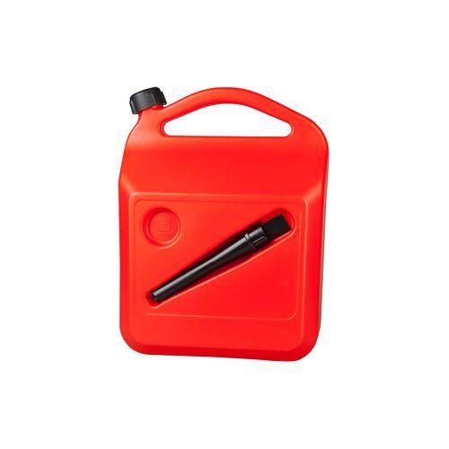 Kanystr na pohonné hmoty, červený, 10 l