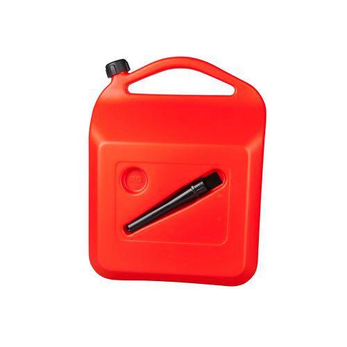 Kanystr na pohonné hmoty, červený, 20 l