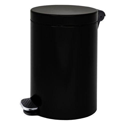 Kovové odpadkové koše Basic, objem 12 l, Kapacita: 12 L, Materiá
