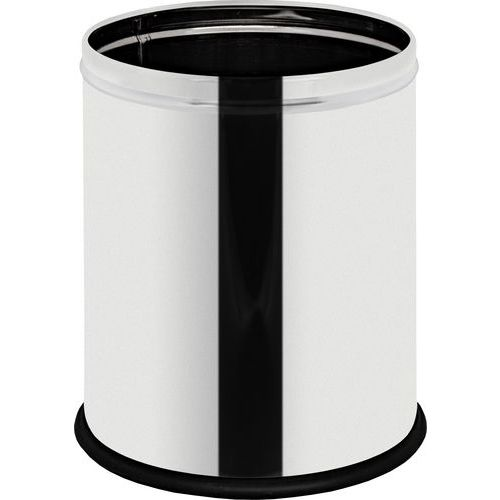 Kovové odpadkové koše Room, objem 7 l