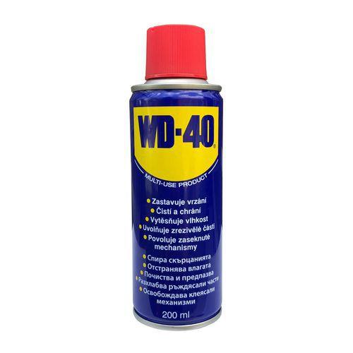 Univerzální mazací sprej WD-40, 200 ml