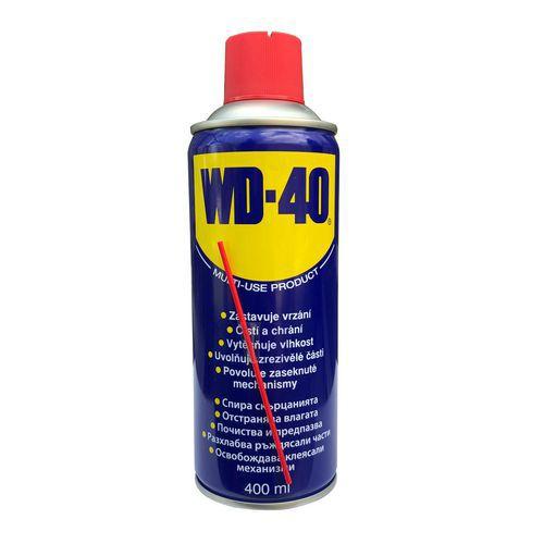 Univerzální mazací sprej WD-40, 400 ml