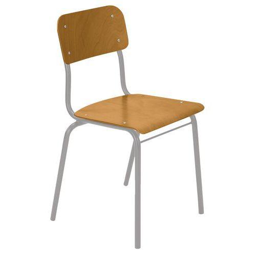 Dřevěná jídelní židle Irys, třešeň