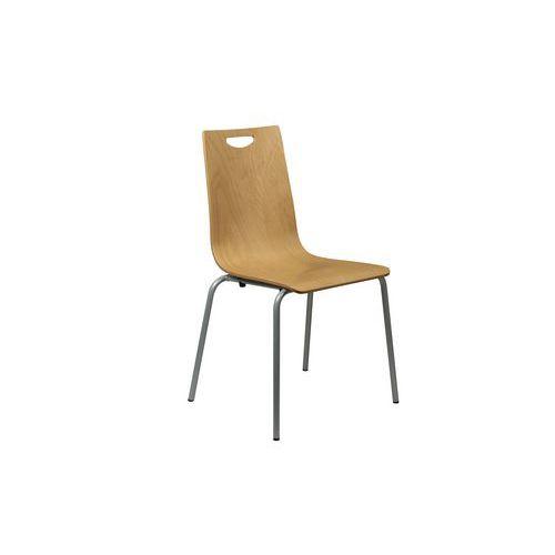 Dřevěná jídelní židle Lily, buk