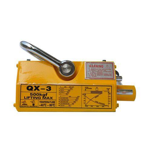 Břemenový magnet QX3, do 500 kg