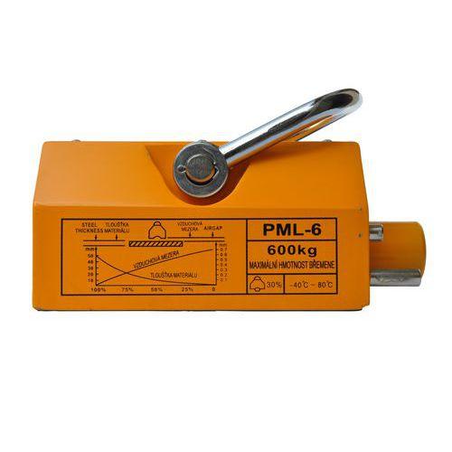 Břemenový magnet PML6, do 600 kg