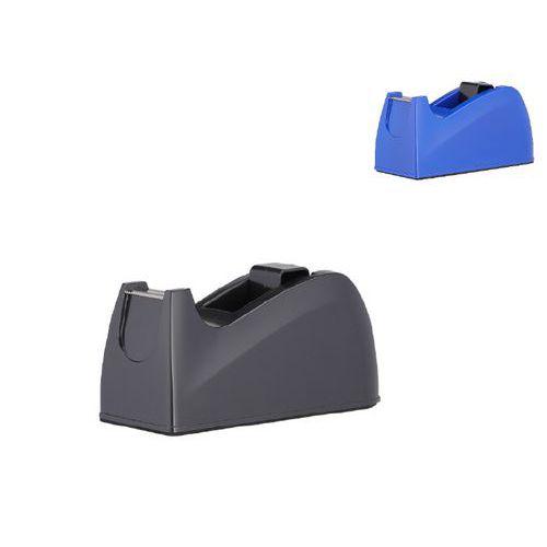 Odvíječ lepící pásky stolní DELI do 24mm, černý