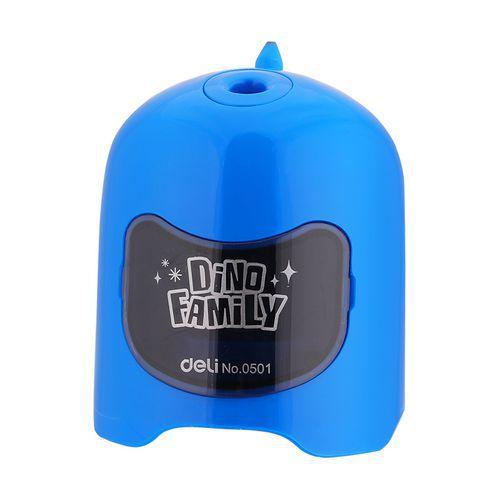 Ořezávátko stolní na baterie DELI, modré