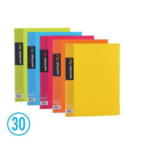 Katalogová kniha DELI RIO 30l, modrá