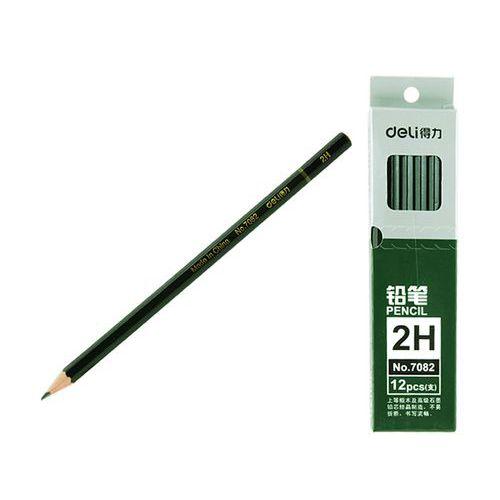 Tužka technická lakovaná 2H DELI