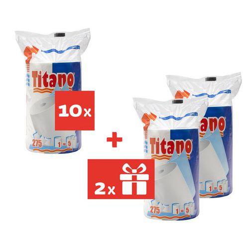 Kuchyňské papírové utěrky Celtex Titano XXL 2 vrstvé, 275 útržků