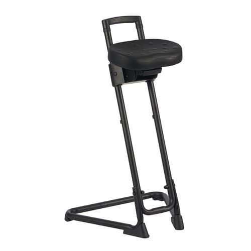 Opora pro stání Twinco, Min. výška sedací plochy: 630 mm, Max. v
