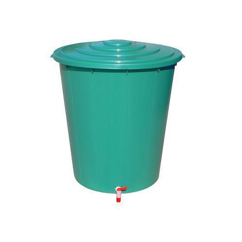 Kónický plastový sud Rain, 200 l