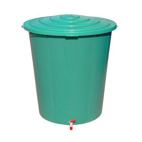 Kónický plastový sud Rain, 300 l