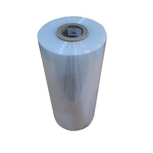 Průtažná fólie Flexi, strojní, šířka 500 mm, tloušťka 15 mic